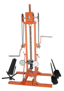 Static cone penetrometers