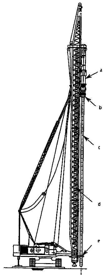 Examples of sheet pile wall structures
